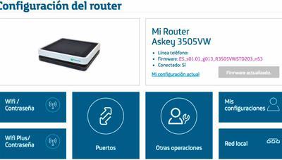 Todo lo que puedes hacer en el Portal Alejandra de Movistar para configurar tu router