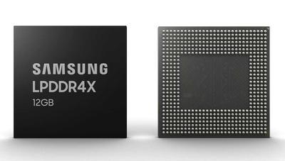 Samsung crea el primer chip de memoria RAM de 12 GB para móviles: ¿en qué smartphone lo veremos?