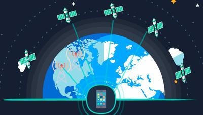 Los móviles podrán recibir señales directas de satélite sin necesidad de antenas en tierra