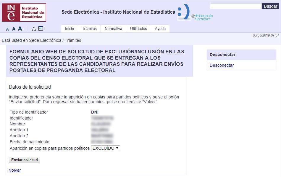 propaganda electoral
