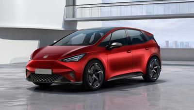 SEAT el-Born: 204 CV y 420 km para el primer eléctrico 'español'
