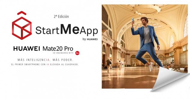 Ver noticia 'StartMeApp, estas son las apps Android de inteligencia artificial premiadas por Huawei en España'