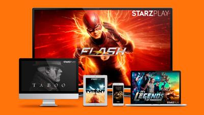 Orange TV incorpora STARZPLAY, nueva plataforma de películas y series por 4,99 euros