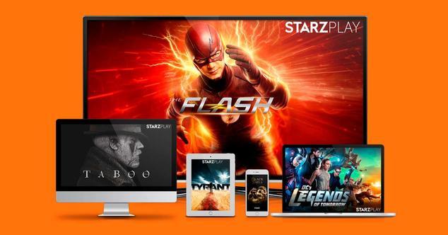 STARZPLAY orange tv