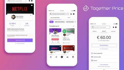 Compartir cuenta de Netflix, Spotify o DAZN más fácil con esta nueva plataforma