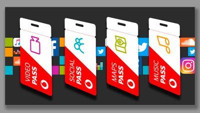 Los Vodafone Pass ya son compatibles con otra tarifa móvil