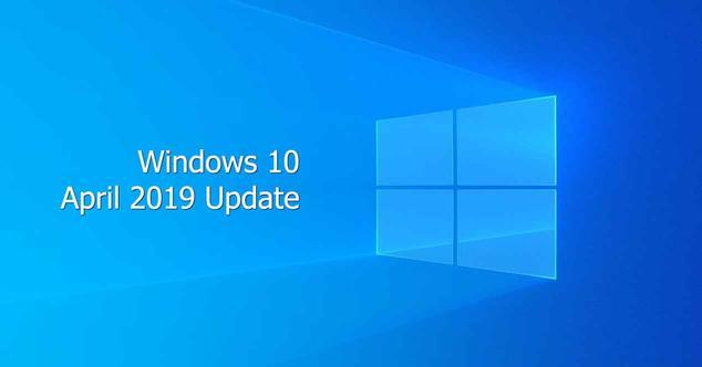 Ver noticia 'Cómo aplazar la actualización Windows 10 April 2019 Update y por qué hacerlo'