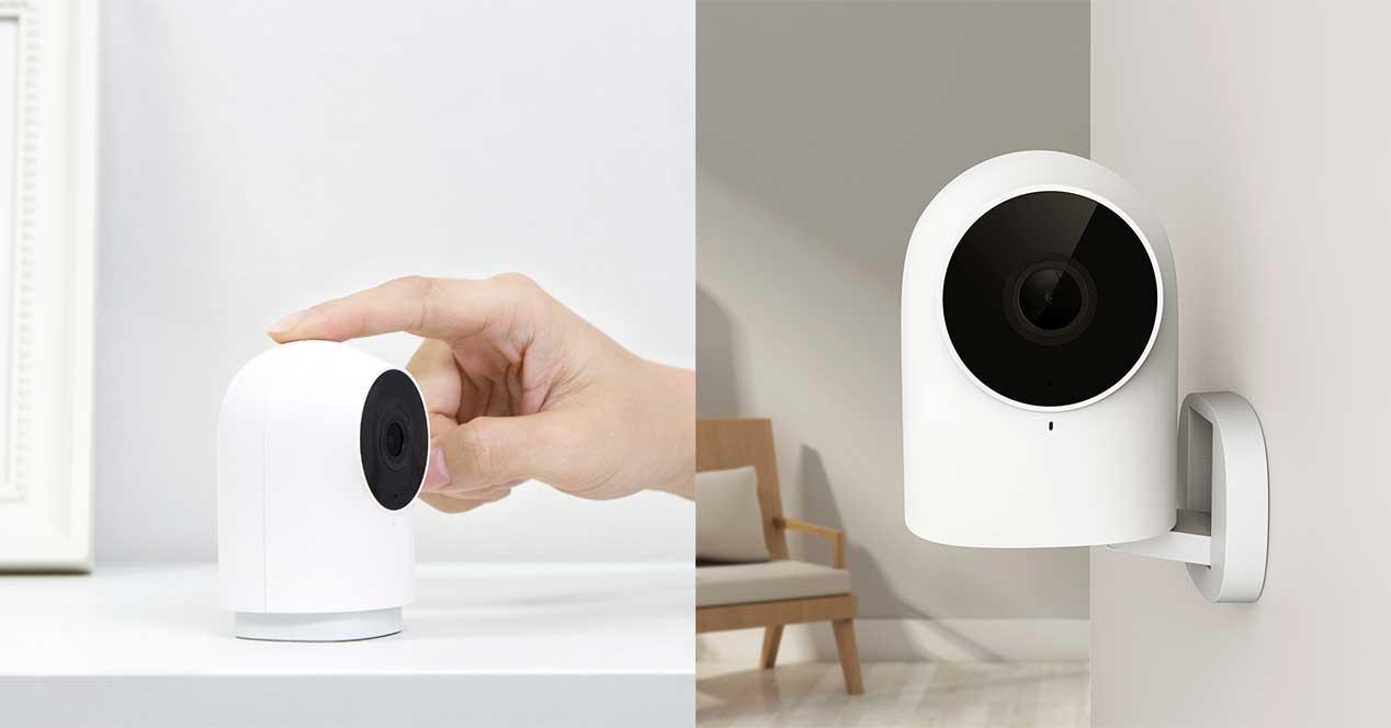 Xiaomi anuncia una cámara de seguridad que controla los