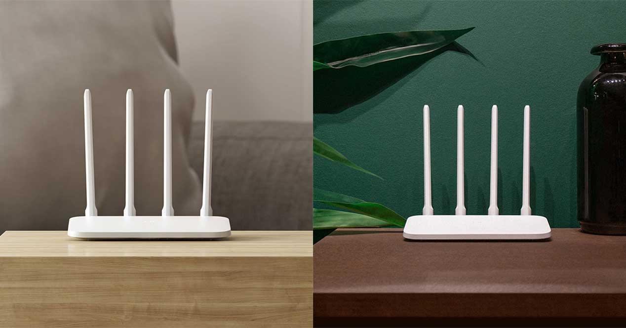 xiaomi mi router wifi 4a