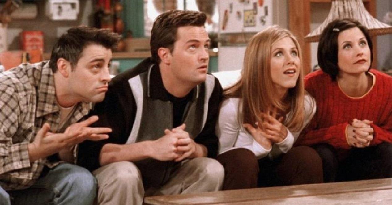 Friends - Mejores series de todos los tiempos