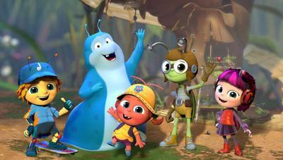Estas son las mejores series infantiles en Netflix