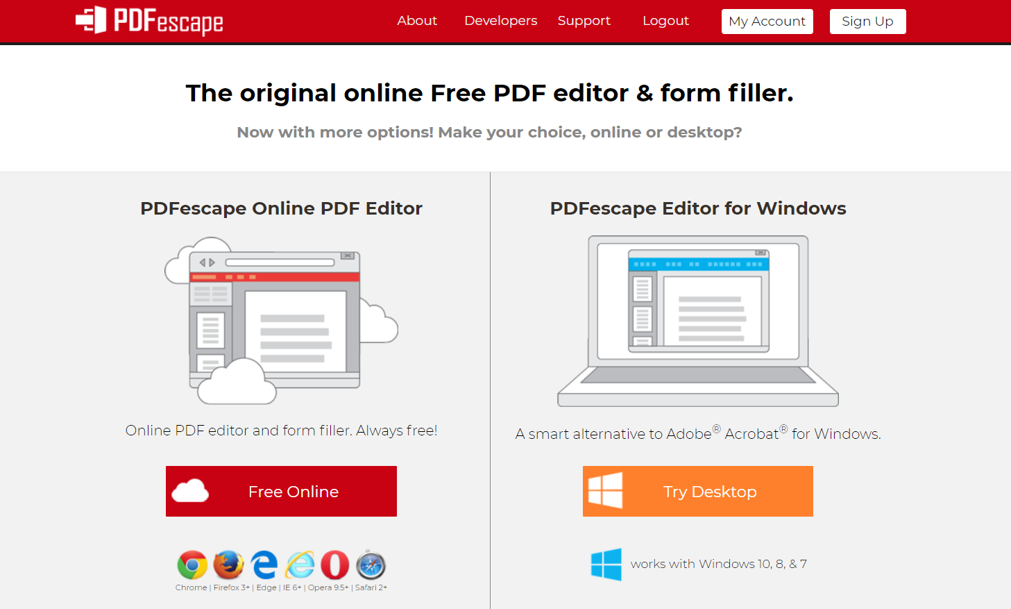 PDFEScape para Windows