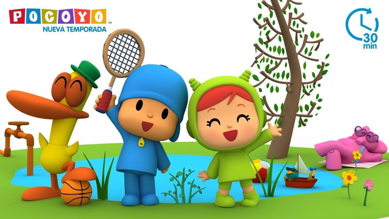 Pocoyo - Series infantiles para aprender ingles