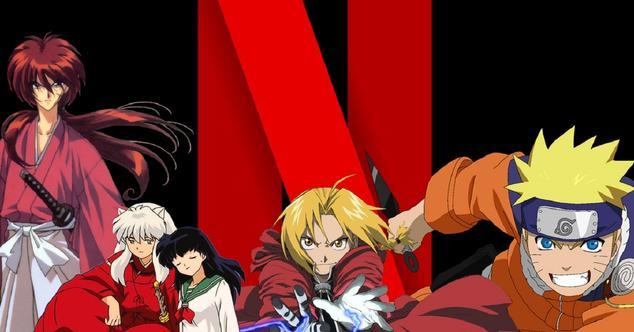 Series anime en Netflix