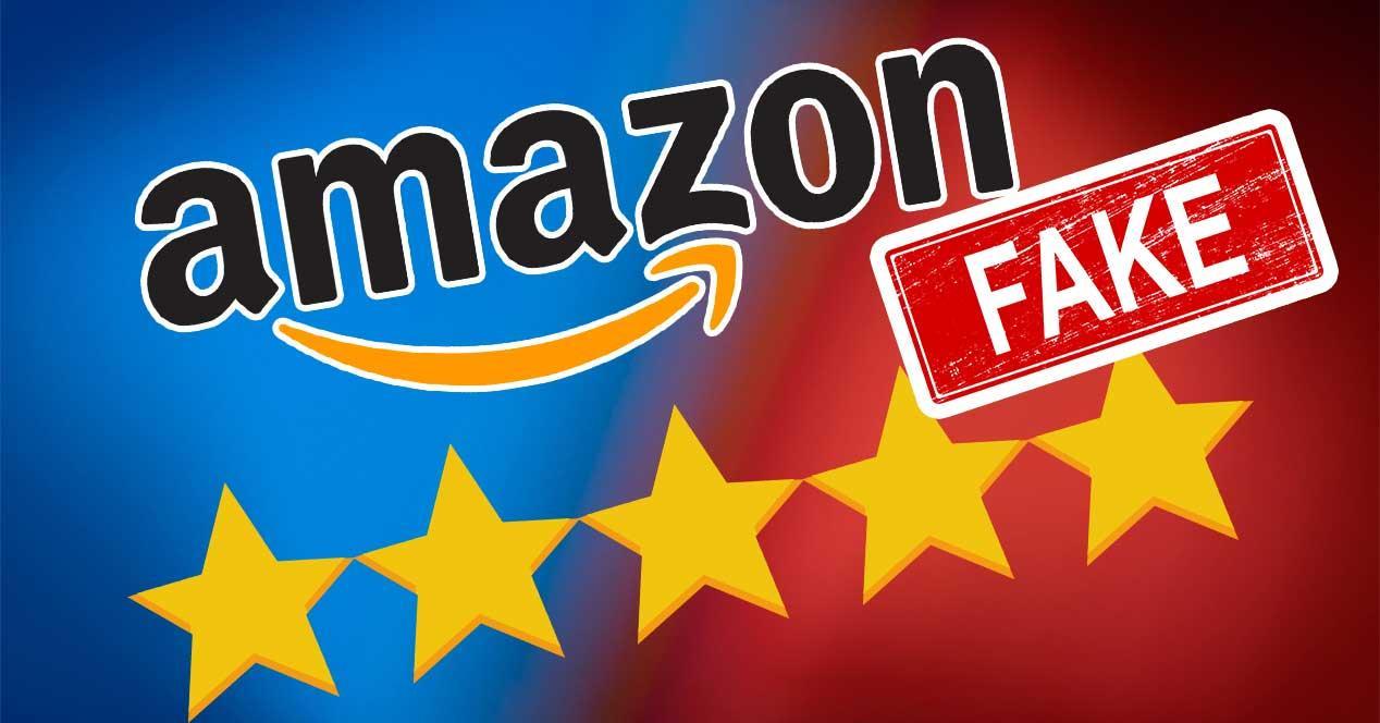 amazon opiniones reviews fake