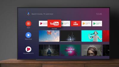 Google está colando publicidad en Smart TVs con Android