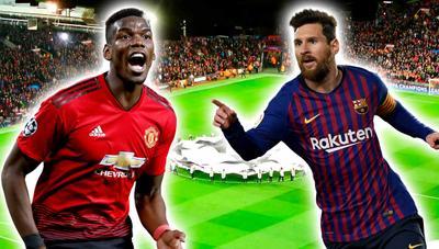 Cómo ver el Manchester United – FC Barcelona de Champions en directo por TV, online y desde el móvil