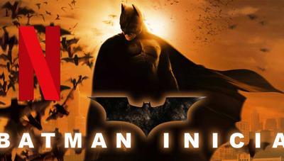 Batman Begins es «Batman Inicia», y otros extraños títulos mexicanos en Netflix España
