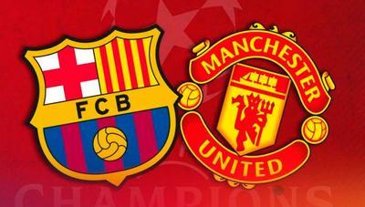 Cómo ver el FC Barcelona – Manchester United de Champions en directo por TV, online y desde el móvil