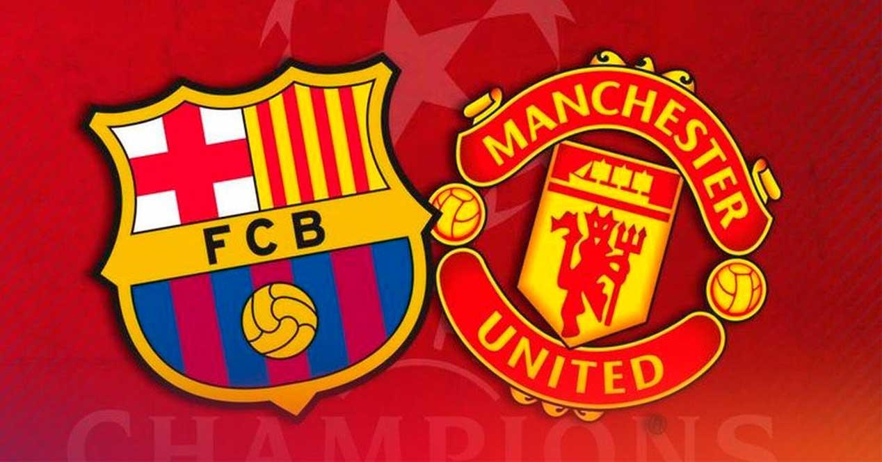 FC Barcelona – Manchester United