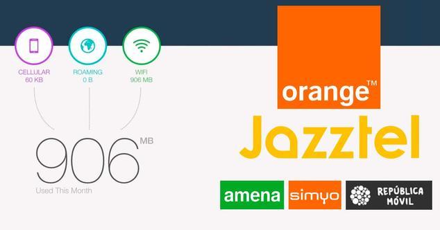 consultar consumo orange