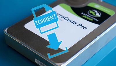 Por qué descargar torrent con fibra óptica en un disco duro es un suplicio