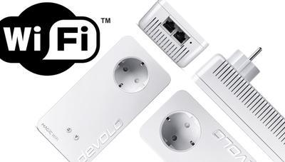 Conoce los PLC devolo Magic 1 con Wi-Fi doble banda simultánea y Mesh