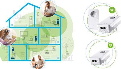 Cómo mejorar la cobertura y velocidad de tu red WiFi con los devolo Magic 2