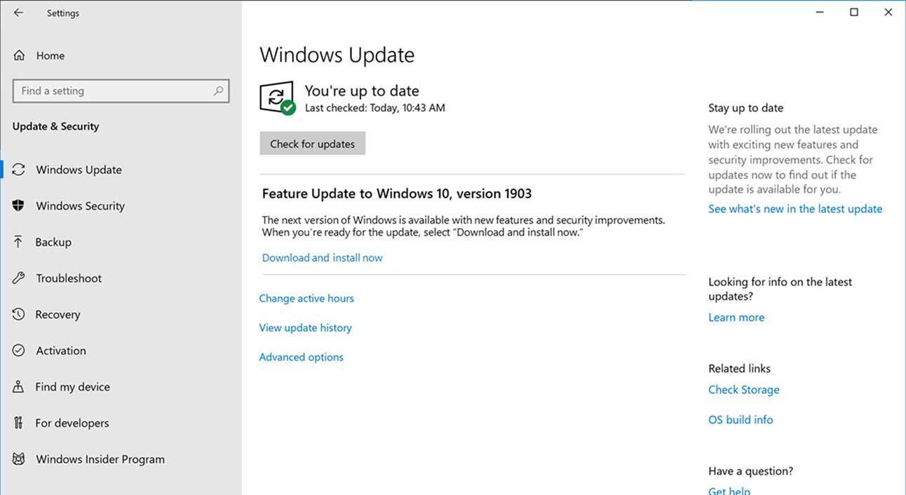 ¿Las actualizaciones automáticas lo tienen cansado? Windows permitirá postergarlas por 35 días