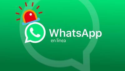 Cómo recibir una alerta cuando alguno de tus contactos de WhatsApp está en línea
