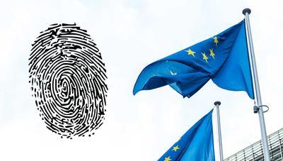 La UE crea una de las bases de datos biométricos más grande del mundo, incluyendo tu cara, huella y más