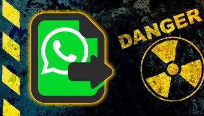 El peligro de exportar chats de WhatsApp: evita que te roben conversaciones