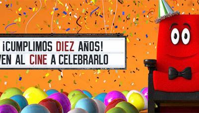 Fiesta del cine 2019: desvelada la primera fecha del año para junio