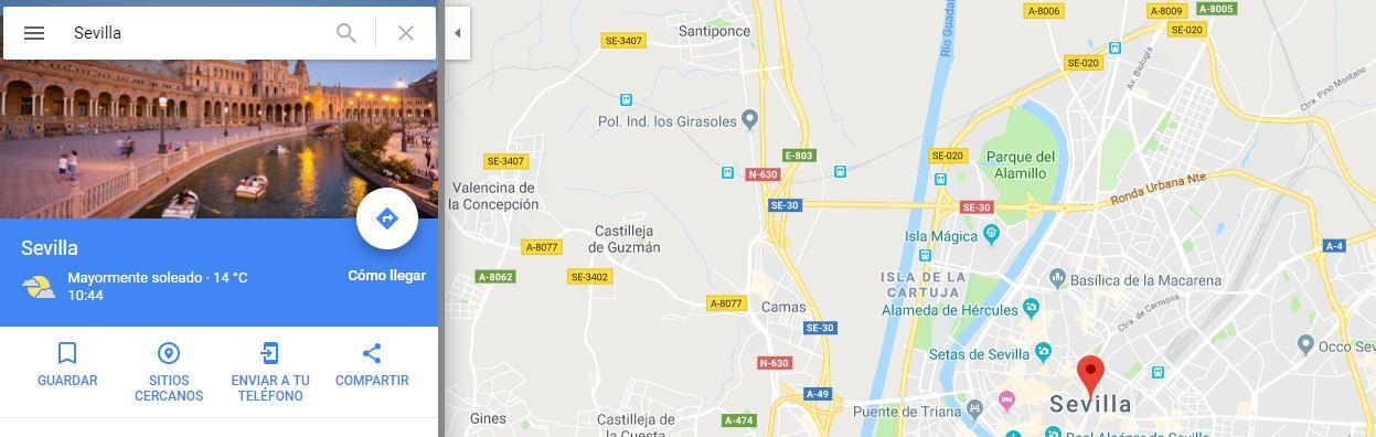 Como Crear Rutas En Google Maps Calcular La Ruta Con Los Mapas