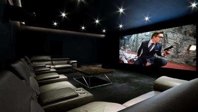 """Netflix para ricos: nuevo servicio de películas del cine en tu casa por """"sólo"""" 3.000 dólares"""