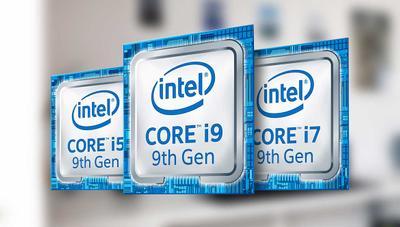 Intel anuncia nuevos procesadores de 9ª generación de alto rendimiento para portátiles y sobremesa