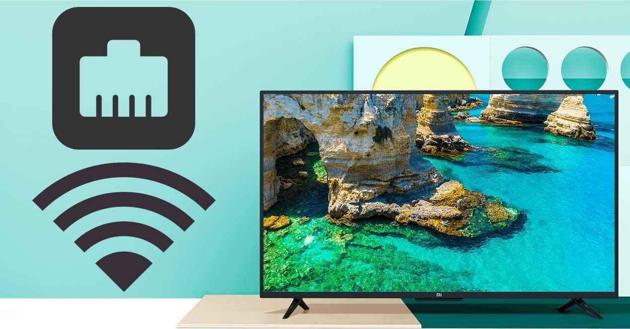 internet ethernet wifi smart tv