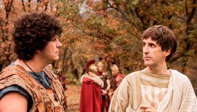 Justo Antes de Cristo, así es la nueva comedia que estrena Movistar+
