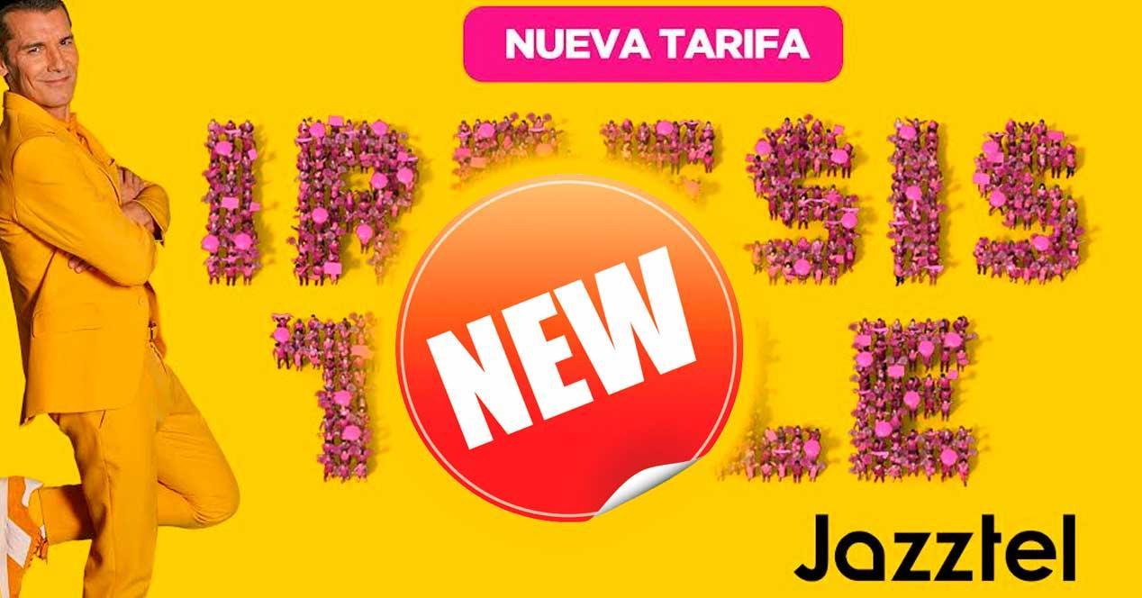 jazztel nuevas tarifas