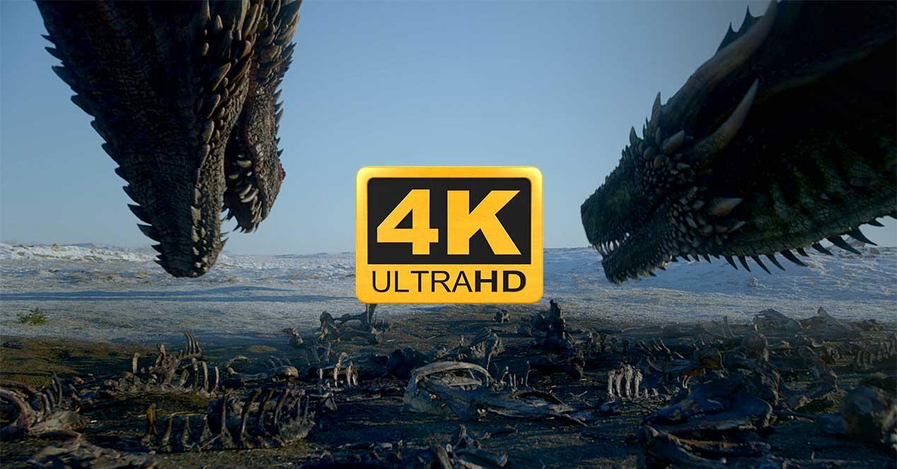 juego de tronos 4K