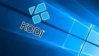 Kodi en .exe o en la Microsoft Store: ¿cuál instalar en Windows 10?