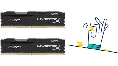 La memoria RAM vuelve a precios de hace 3 años, y se acerca al mínimo histórico