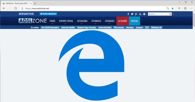 Ver noticia 'Edge Chromium ya disponible para descargar de manera oficial en Windows 10'