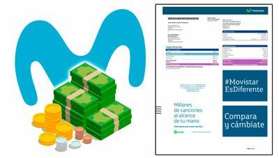 Movistar permitirá pagar muchos más servicios en factura a través de Pagos Online