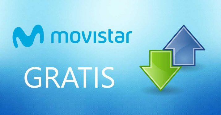 movistar datos móviles gratis