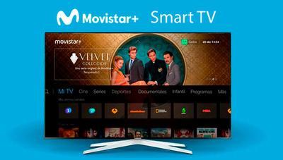 ¿Qué marcas y modelos de Smart TV permiten ver Movistar+?