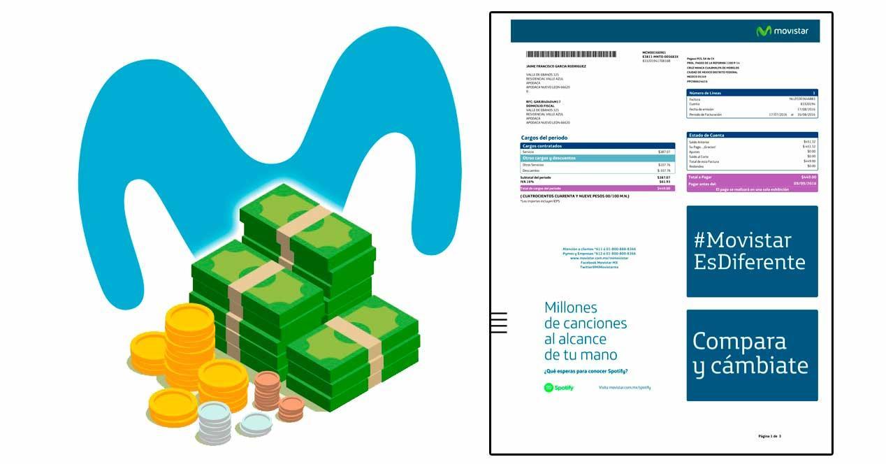 38a849d092c Movistar Pagos Online permitirá pagar muchos más servicios en factura