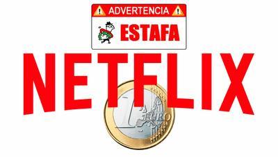 Netflix por 1 euro al año, el timo que incluso se anuncia en Facebook