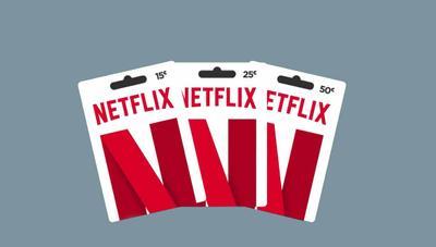 Cómo y dónde comprar tarjetas prepago de Netflix o crédito de regalo