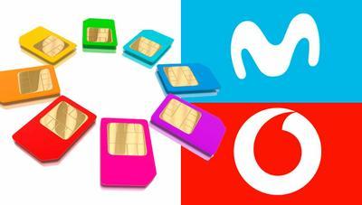 ¿Qué OMV ofrecen cobertura Movistar o Vodafone en 2019?